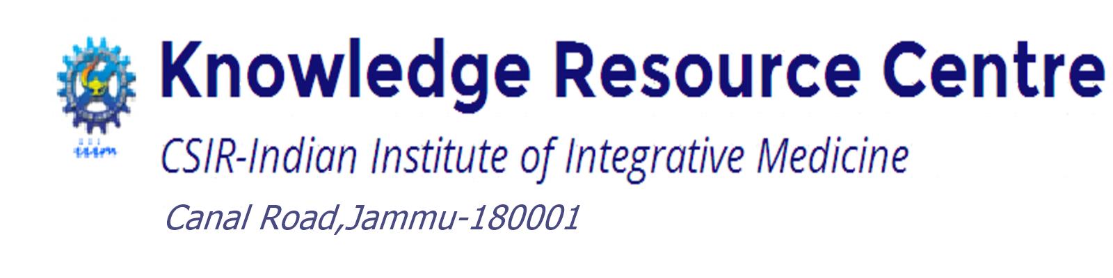 CSIR-IIIM